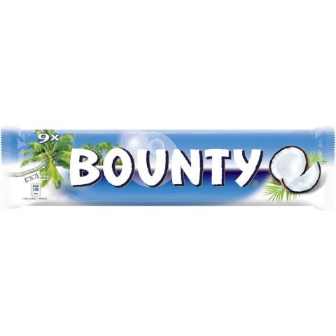Bounty Kokosriegel 9ST 256,5G