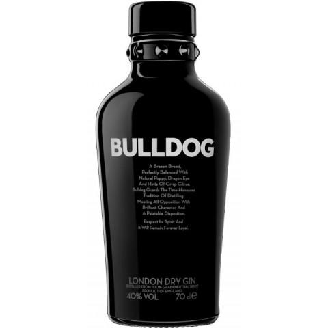 Bulldog London Dry Gin 0,7 ltr