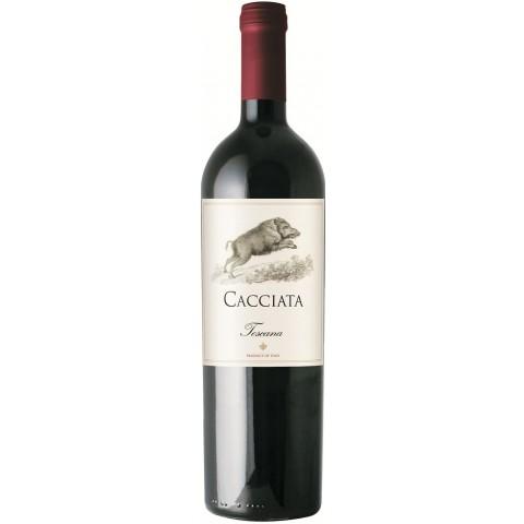 Cacciata Rosso Toscana Rotwein 2014