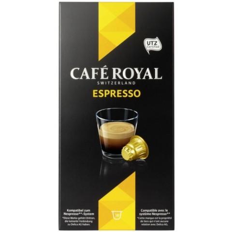 Cafe Royal Espresso Intensität 5