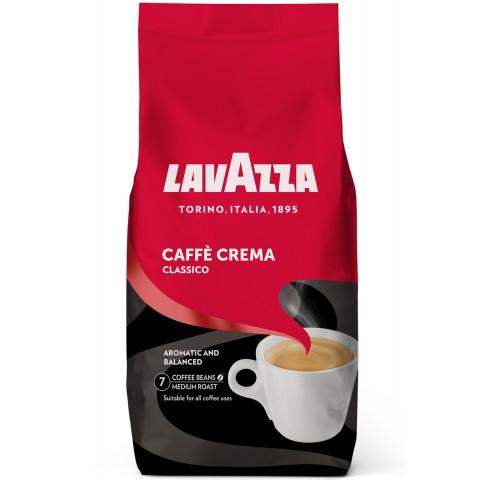 Lavazza Caffé Crema Classico ganze Bohnen 500 g