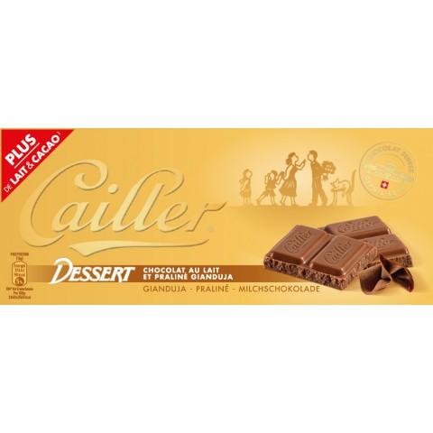 Cailler Schokolade Dessert 100 g