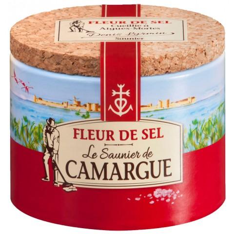 Le Saunier de Camargue Fleur de Sel 125G