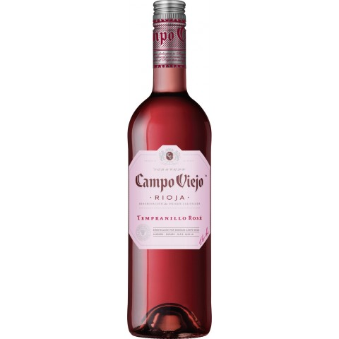 Campo Viejo Rioja Tempranillo Rosé 2018 0,75 ltr