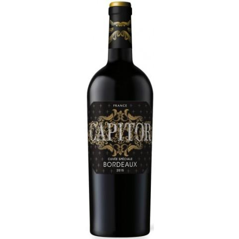 Capitor Cuvée Spéciale Bordeaux 2015