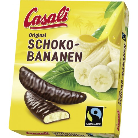Casali Schoko-Bananen 150 g