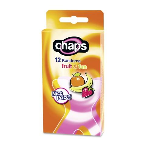 Chaps fruit & fun Kondome