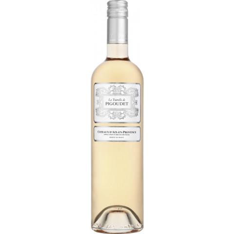 La Tourelle de Pigoudet Coteaux D'Aix-en-Provence Rosé 0,75L