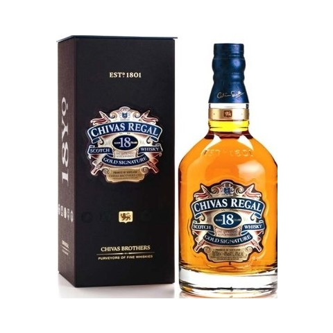 Chivas Regal 18 Jahre Blended Scotch Whisky
