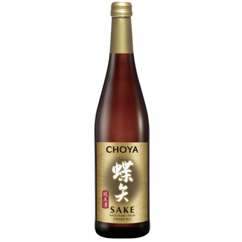 Choya Sake Reiswein