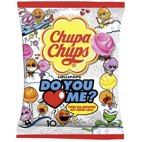 Chupa Chups Lollipops Do You Love Me?