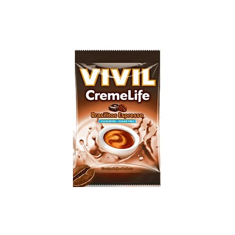 Vivil CremeLife Brasilitos Espresso zuckerfrei