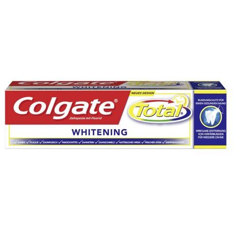 Colgate Total Whitening Zahncreme