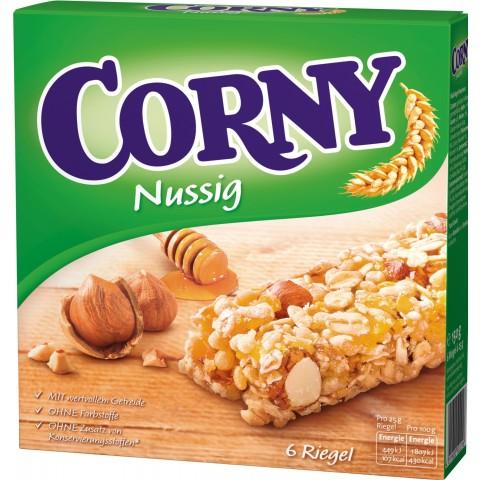 Corny Nussig Riegel 6x 25 g