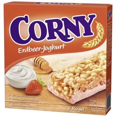 Corny Erdbeer-Joghurt Riegel 6ST 150G
