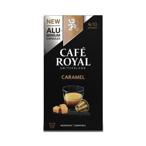 Café Royal Caramel Kaffeekapseln 10ST 50G