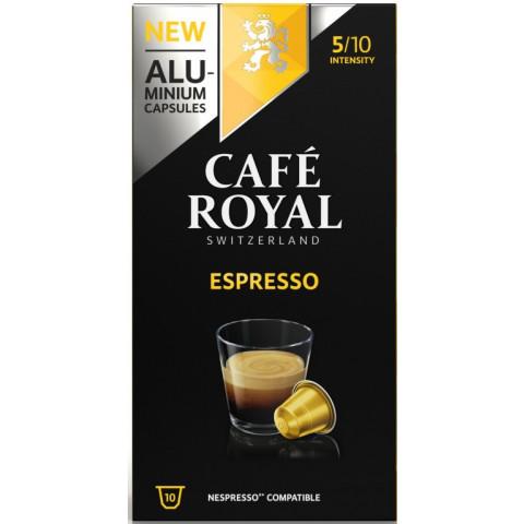 Café Royal Espresso Kaffeekapseln 10ST 52G