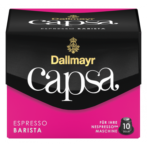 Dallmayr Capsa Espresso Barista Intensität 8