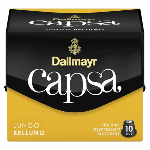Dallmayr Capsa Lungo Belluno Intensität 5