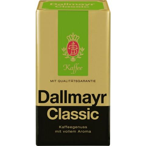 Dallmayr Kaffee Classic gemahlen