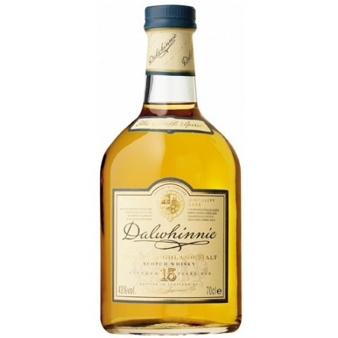 Dalwhinnie 15 Jahre Single Malt Scotch Whisky 0,7 ltr