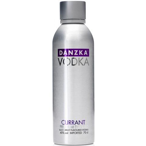 Danzka Premium Vodka Currant 0,7 ltr