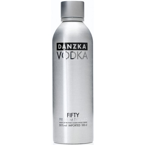 Danzka Premium Vodka Fifty