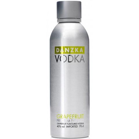 Danzka Premium Vodka Grapefruit 1L