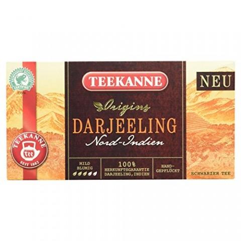 Teekanne Darjeeling Nord-Indien