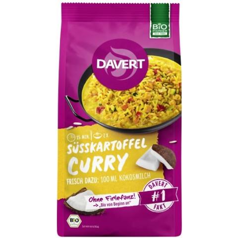 Davert Bio Süsskartoffel Curry 170 g
