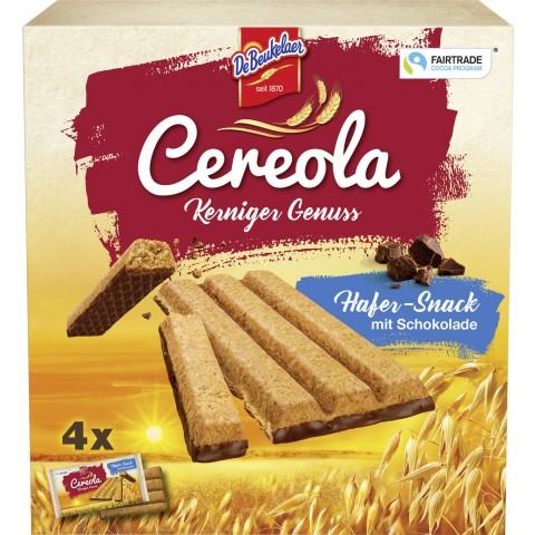 De Beukelaer Cereola Hafer-Snack 136 g
