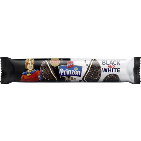 De Beukelaer Prinzenrolle Black & White 166 g