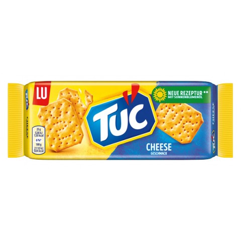 De Beukelaer Tuc Cracker Cheese
