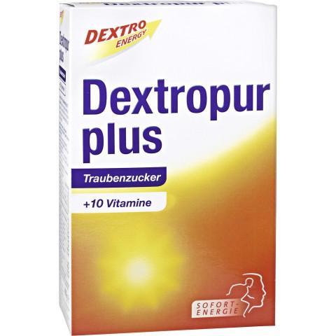Dextro Energy Dextropur plus Traubenzucker Glucose 400 g