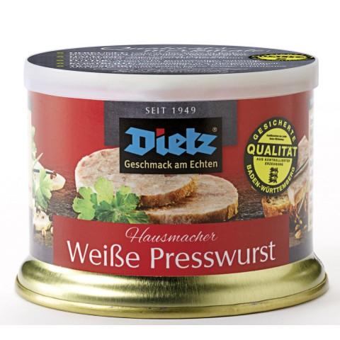Dietz Hausmacher Weiße Presswurst