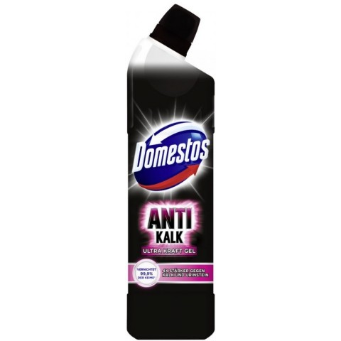 Domestos Anti Kalk Ultra Kraft Gel 0,75 ltr