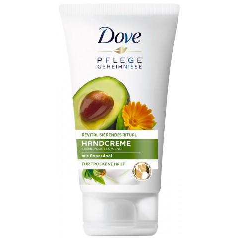 Dove Pflegegeheimnisse Revitalisierendes Ritual Handcreme mit Avocadoöl 75 ml
