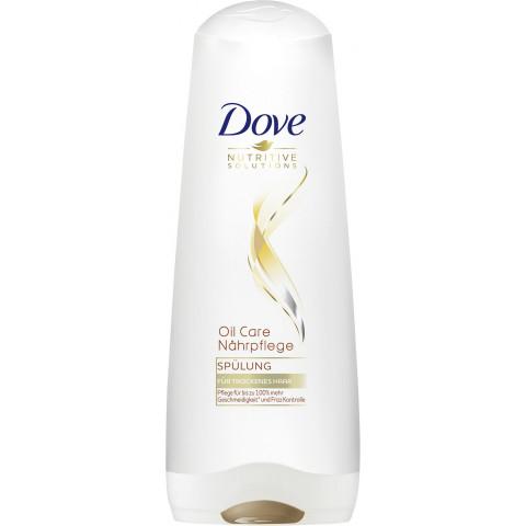 Dove Oil Care Nährpflege Spülung 200 ml