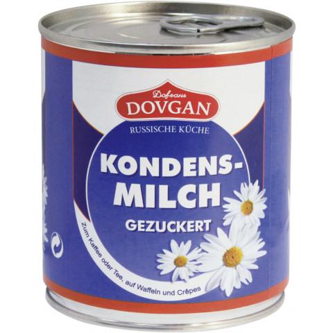 Dovgan Gezuckerte Kondensmilch wärmebehandelt 397 g