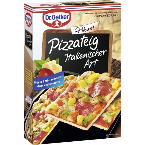 Dr.Oetker Pizzateig Italienischer Art Pikant 320 g
