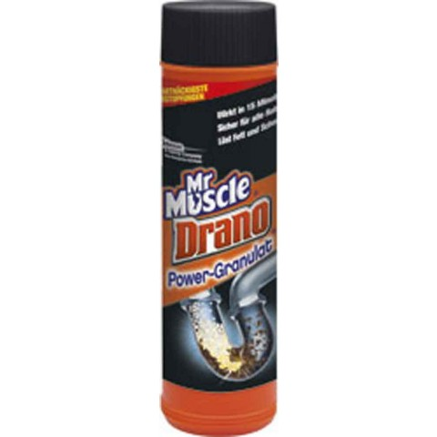 Mr. Muscle Drano Power Granulat Abflussreiniger