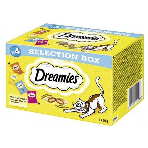 Dreamies Selection Box 4x 30 g