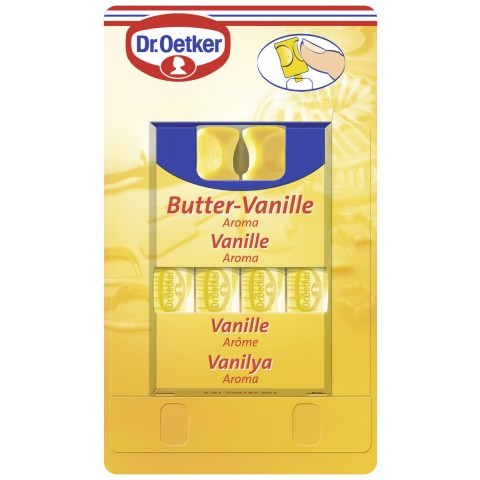 edeka24 dr oetker butter vanille aroma kaufen. Black Bedroom Furniture Sets. Home Design Ideas