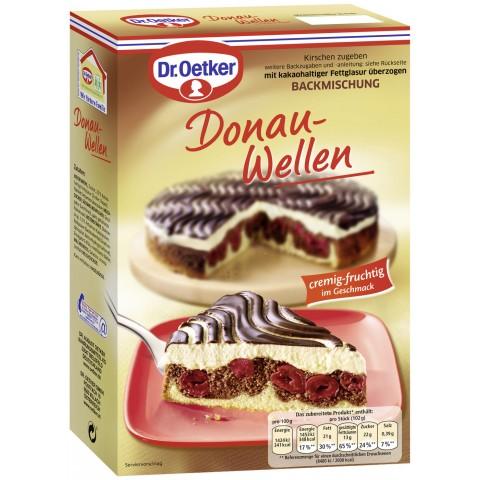 Dr.Oetker Backmischung Donauwelle 480 g