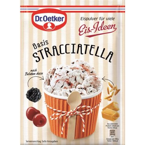 Dr.Oetker Eis-Ideen Basis Stracciatella
