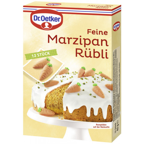 Dr.Oetker feine Marzipan Rübli 42G