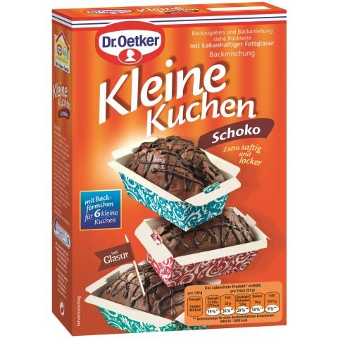Dr.Oetker Kleine Kuchen Schoko