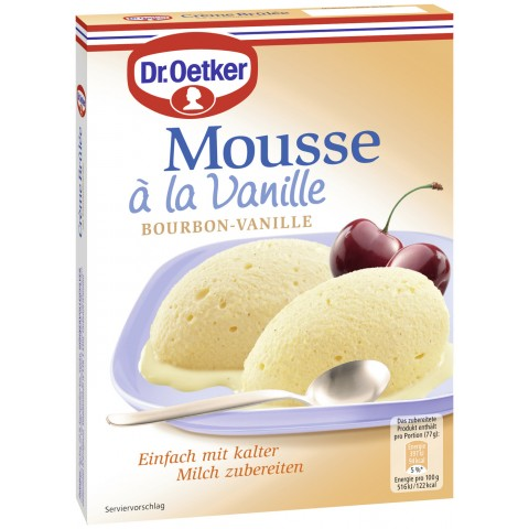 Dr.Oetker Mousse a la Vanille 60 g