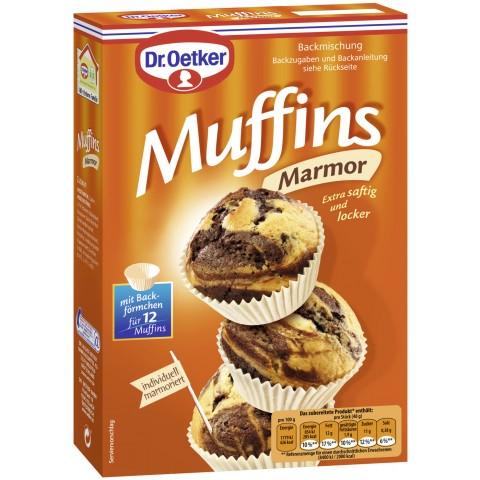 Dr.Oetker Backmischung Muffins Marmor