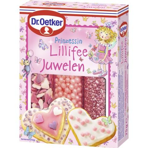 Dr.Oetker Prinzessin Lillifee Juwelen